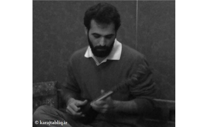 فرود بهمنی - مدرس سه تار