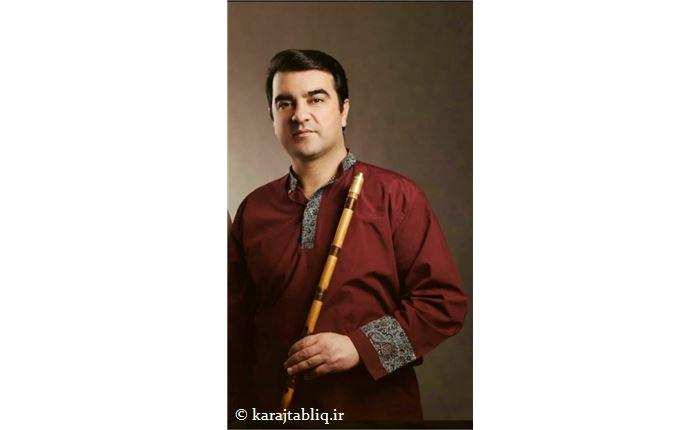 داود غفارزاده - مدرس نی