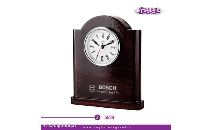 چاپ ساعت رومیزی