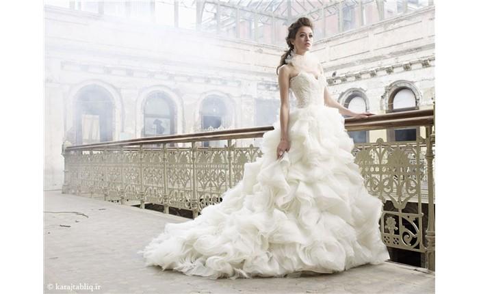 آموزش لباس عروس
