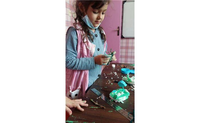 دخترانه رافعه- اصل خلاقیت و  کشف استعدادهای نهفته