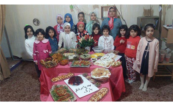 دبستان دخترانه رافعه- جشن پیامبر اعظم (ص)