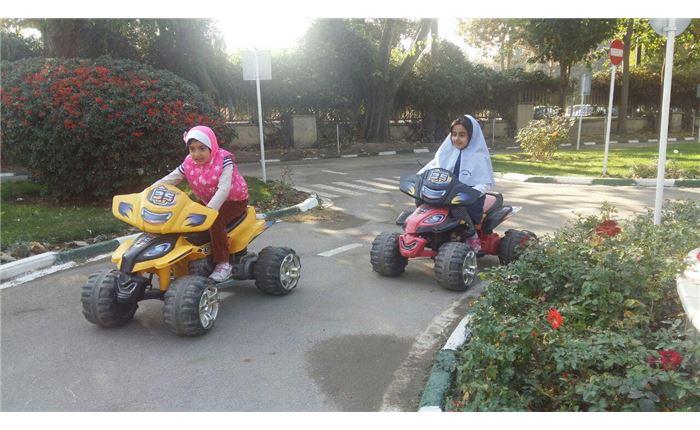 دبستان دخترانه رافعه- پارک چمران