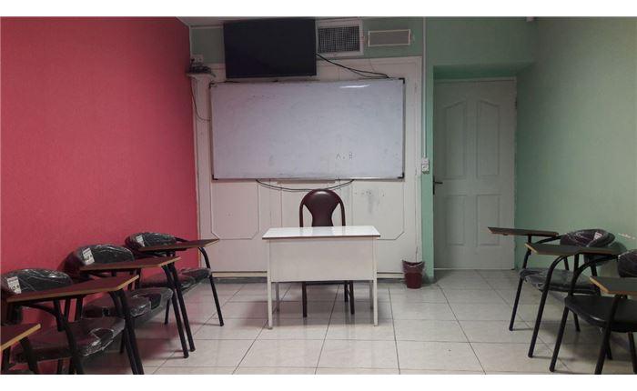 نمای داخلی کلاس