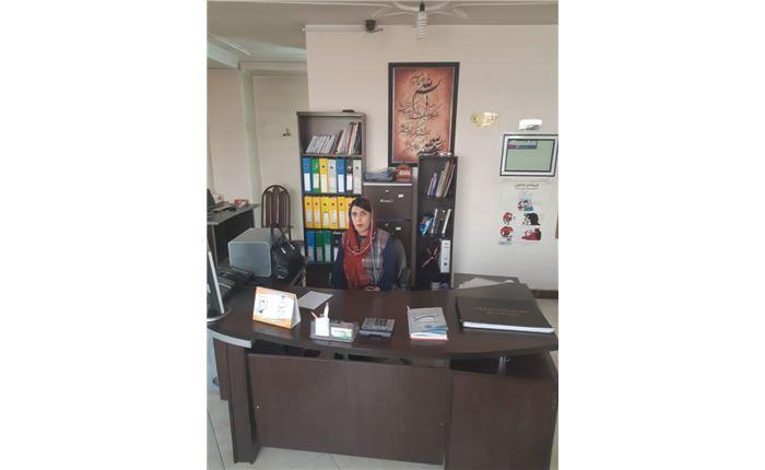 خانم کوهستانی:مدیریت داخلی و پذیرش