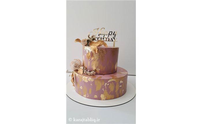 ساخت ماکت کیک