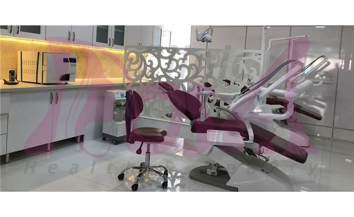 بخش دندانپزشکی کلینیک رزا