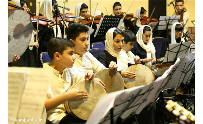 آموزشگاه موسیقی ماهور