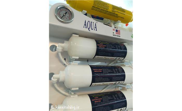 دستگاه تصفیه آب آکوآ